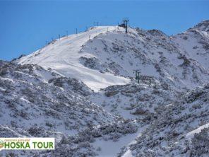 Hotel Špik - lyžování v masivu Vogel