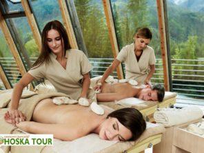 Hotel Špik - masáže