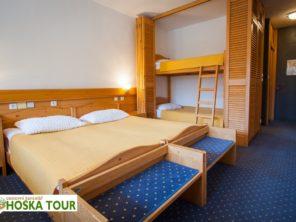 Hotel Špik - pokoj v hotelu 3*