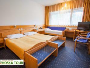 Hotel Špik - třílůžkový pokoj 3*