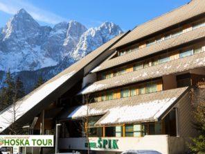 Hotel Špik - ubytování pro lyžaře