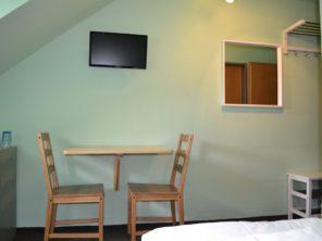 Hotel Antoň Telč - pokoje