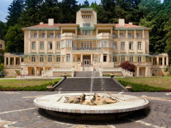 Hotel Dům B. Smetany Luhačovice