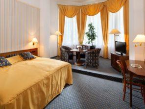 Hotel Dům B. Smetany Luhačovice - pokoje