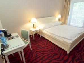 Hotel Galant Lednice - pokoj deluxe