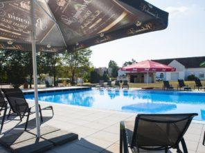 Hotel Galant Lednice - venkovní bazén