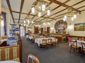 Hotel Hořec - restaurace
