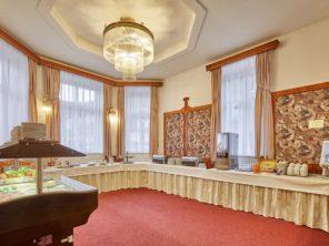Hotel Hořec - snídaně