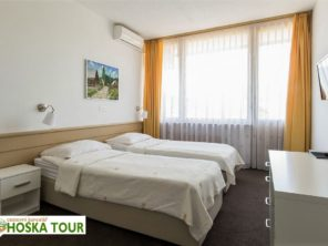 Hotel Krim Bled - dvoulůžkový pokoj