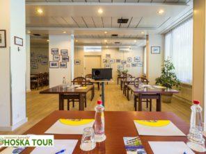 Hotel Krim Bled - společenské prostory