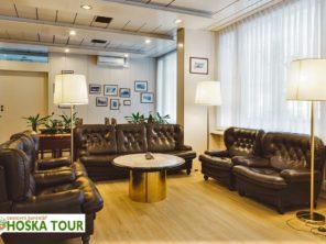 Hotel Krim - lobby