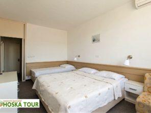 Hotel Krim - třílůžkový pokoj