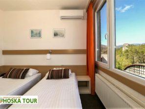 Hotel Krim - ubytování u jezera Bled