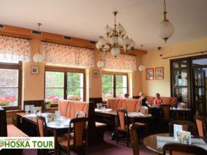 Hotel Luční Dům - restaurace