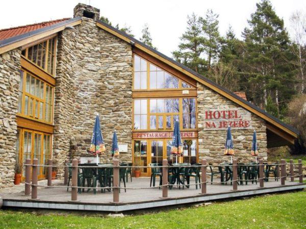 Hotel Na Jezeře Lipno