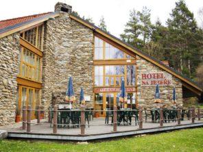 Hotel Na Jezeře Lipno - hotel