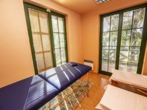Hotel Na Jezeře Lipno - masážní místnost
