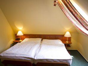 Hotel Na Jezeře Lipno - pokoje
