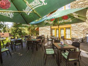 Hotel Na Jezeře Lipno - restaurace