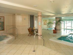 Hotel Praha Boží Dar - bazén