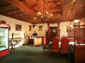 Hotel Praha Boží Dar - restaurace