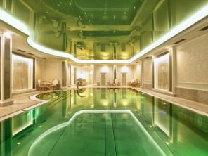 Hotel Richmond - bazén