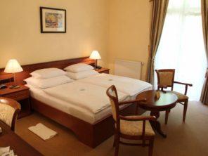 Hotel Richmond - pokoje