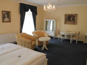 Hotel Richmond - pokoje Deluxe