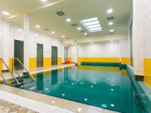 Hotel & Spa Astoria Karlovy Vary - bazén