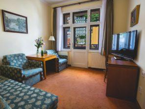 Hotel & Spa Astoria Karlovy Vary - pokoje Wolker