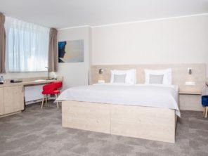 Hotel reStart - pokoje