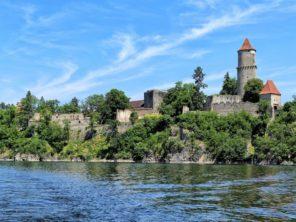 Hrad Zvíkov nad Vltavou