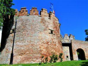 Hrad ve městě Siklós