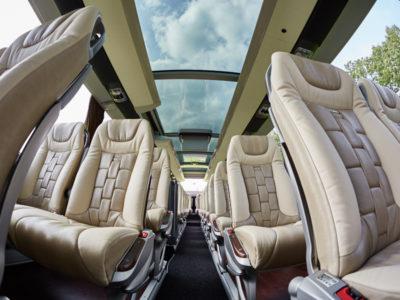 Casia tour trutnov autobusová doprava setra top class a comfort class