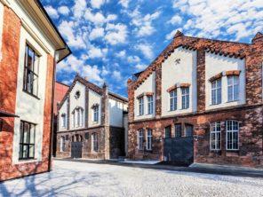 Industriální památky v Ostravě