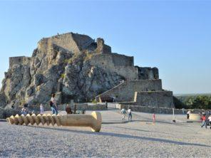 Jeden z nejznámějších hradů Slovenska