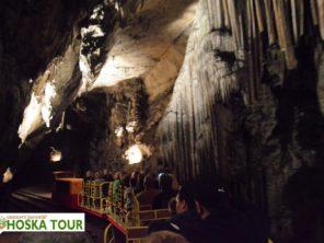 Jeskyně Postojna jama