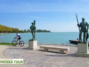 Jezero Balaton - cyklistický zájezd