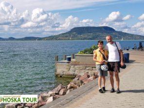 Jezero Balaton - cyklotrasy