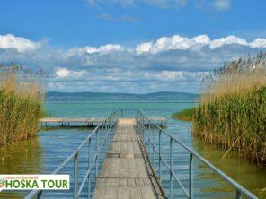 Jezero Balaton - cyklozájezd