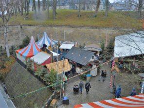 Adventní trh na pevnosti Königstein
