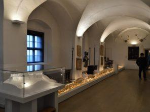 Expozice na pevnosti Königstein