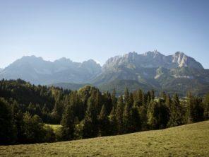 Kaisergebirge - Císařské pohoří