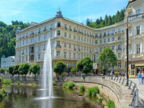 Karlovy Vary - město