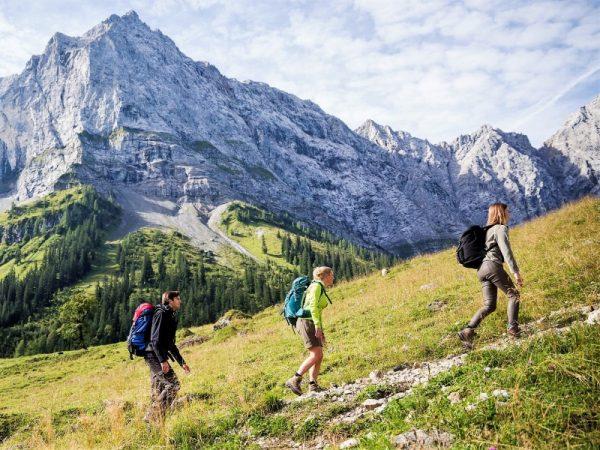 Karwendel vícedenní přechod hor a trek