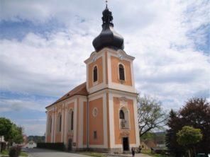 Kostel svatého Jakuba - Kladruby