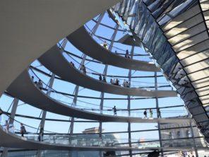 Kopule Reichstagu