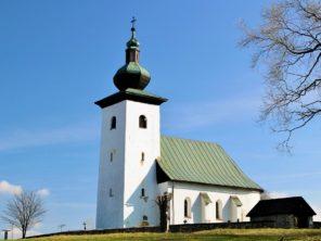 Kostel u středu Evropy
