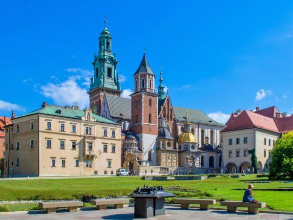 Krakow - Wieliczka - Polsko - zájezd