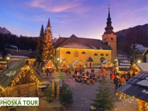 Kranjska Gora - vánoční trhy